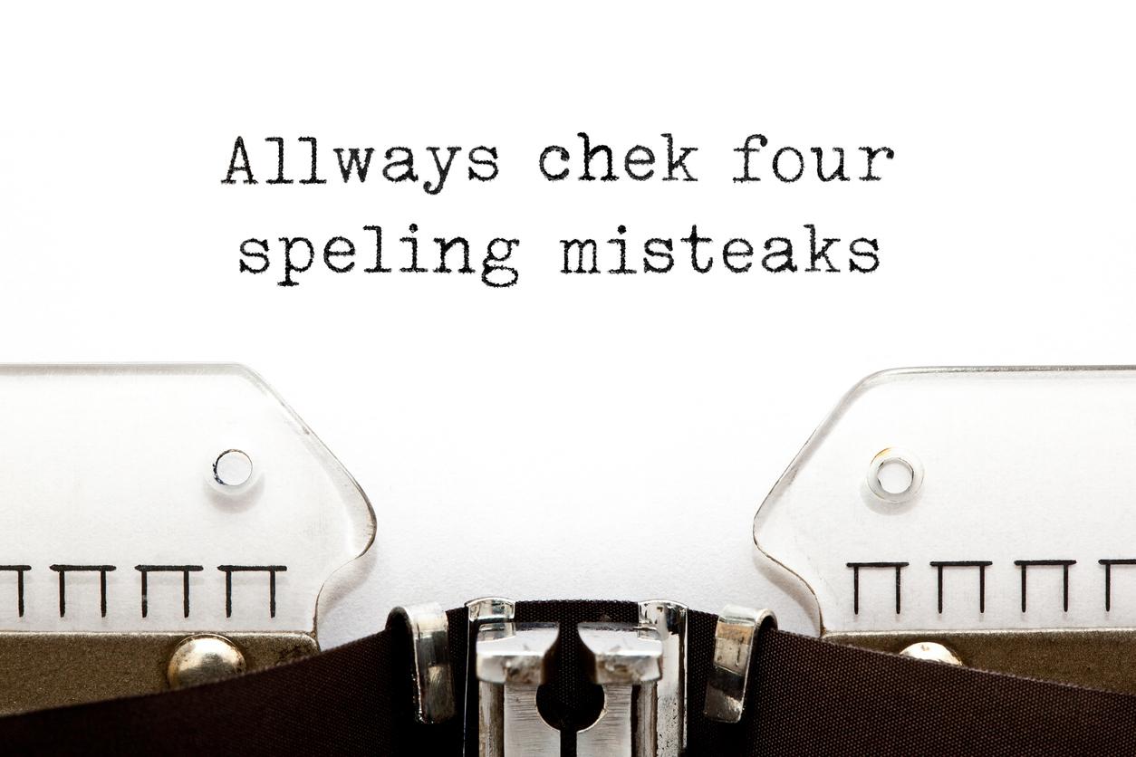 proofreading, proofreader, proofread